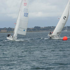 Lyoescape Zest and Jannie-X on the line