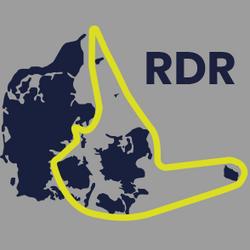 RDR Youtube Logo Grey