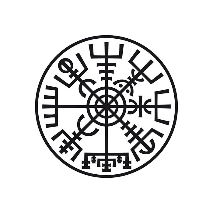 Vegvisir Logo700 700