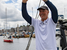 Round Denmark Race offshore
