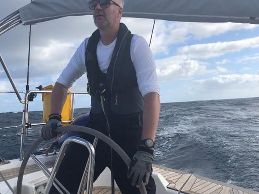 Safe across the Atlantic with Garmin inReach ®