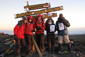 Kilimajaro 2009