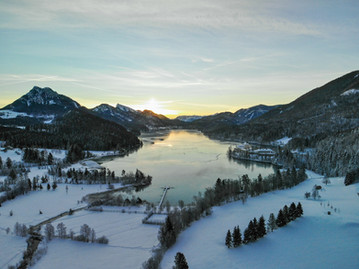 Fuschlsee im Winter (c)Fuschlseeregion.j