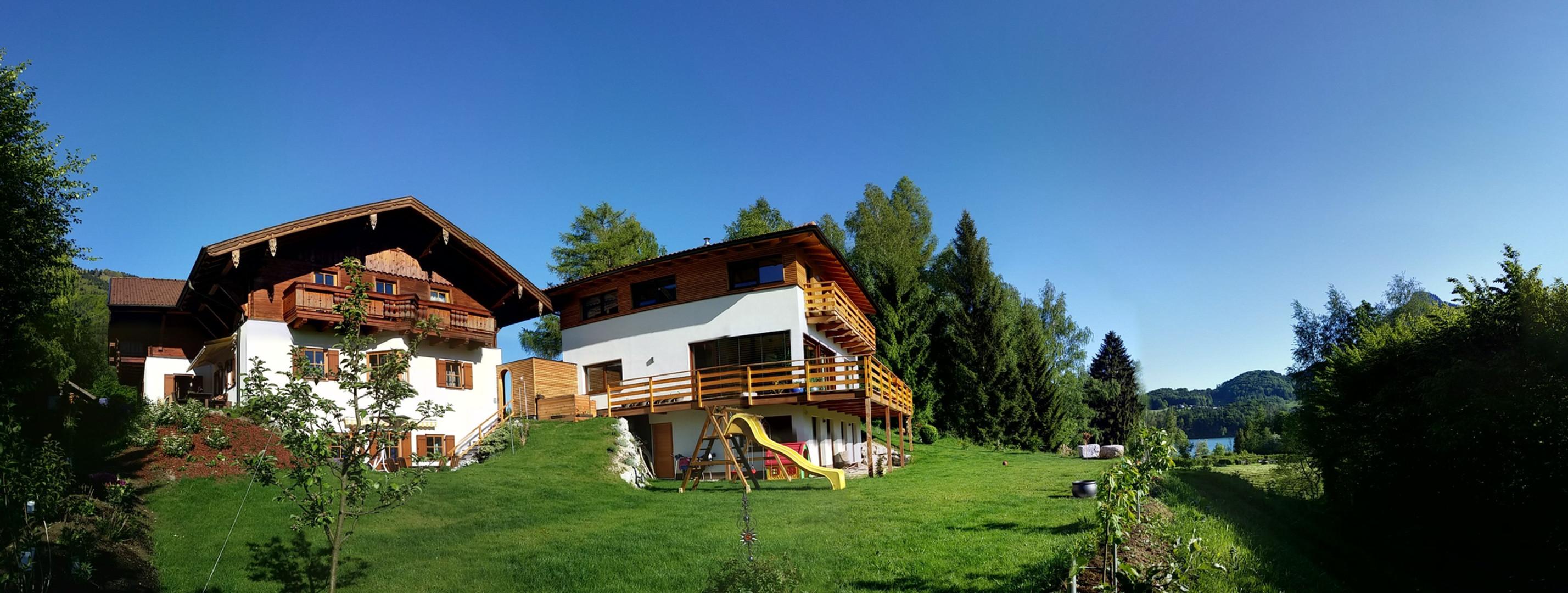 Haus Seegartl Garten