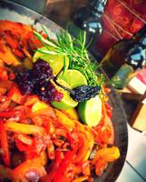 Plancha-Gemüse...