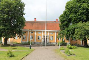 Ombyggnad herrgård till förskola