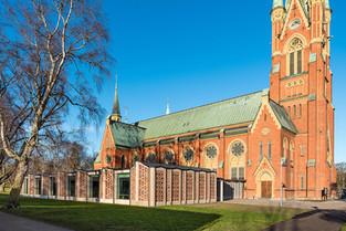Tillbyggnad kyrka