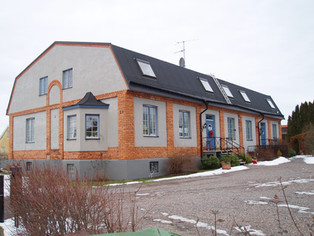 Ombyggnad snickerifabrik till bostäder