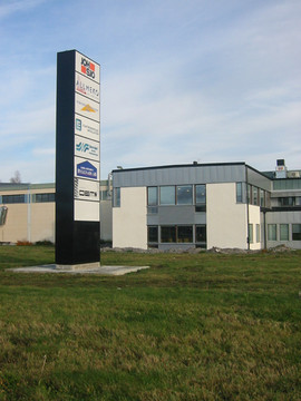 Tillbyggnad industrilokal