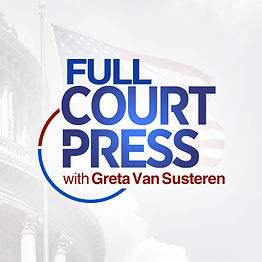 Full Court Press is a national, weekly news show helmed by lawyer and veteran anchor, Greta Van Susteren. Greta has spent more than 20 years in news, digging for facts and searching for solutions to issues that affect us all.