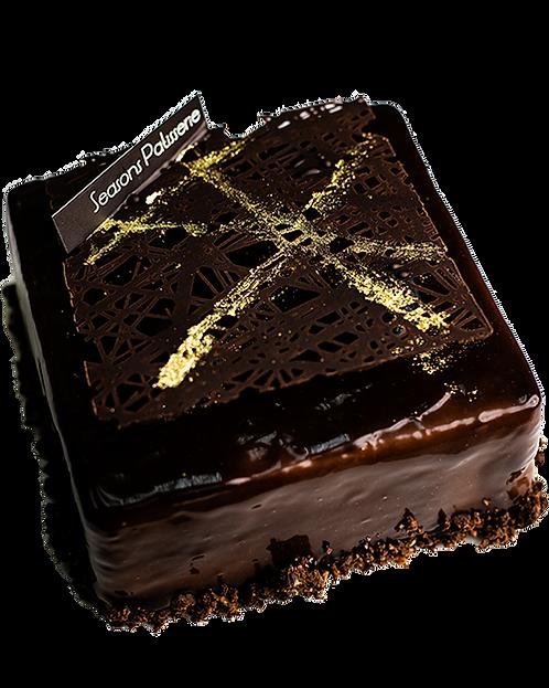 朱古力牛奶芝士蛋糕