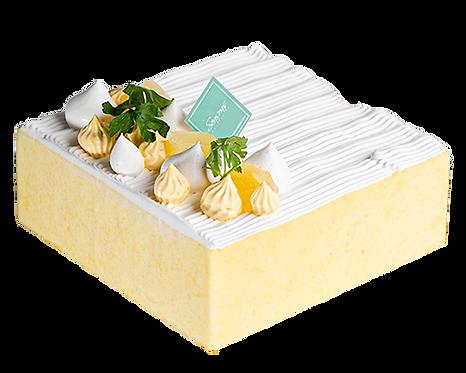 檸檬蛋白芝士蛋糕