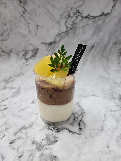 荔枝・菠蘿・朱古力(至少訂4杯)