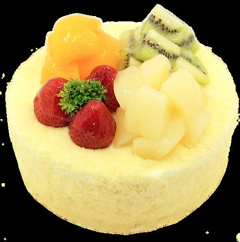 四季天使蛋白蛋糕