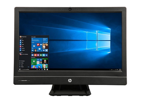 HP All-in-One Computer Elite One Core i5 4570S 2.90 GHz Windows 10 Office 2019