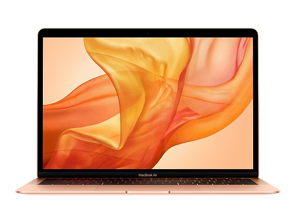 Macbook Air 8th‑generation Intel Core i5 Turbo Boost up to 3.60 GHz