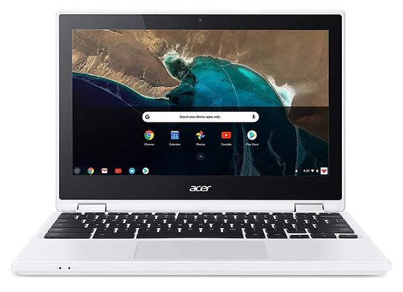 Lenovo Chromebook C330 2-in-1 Convertible Laptop, 11.6-Inch HD (1366 x 768) IPS