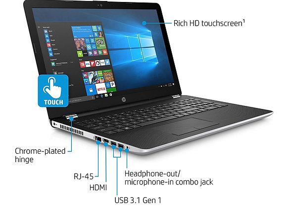 HP 15.6-inch HD Laptop PC, Intel Dual Core i3-7100U Office 2019 PRO PLUS