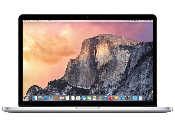 "Refurbished MacBook Pro 15"" Intel Core i7 2.20 GHz Office 2016 1 YR Warranty"