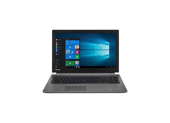 TOSHIBA Tecra Core i7 8th Gen 1.80 GHz Windows 10 PRO Office 2019 PRO PLUS