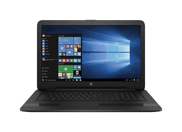 HP 17.3 Widescreen Laptop Core i5-7200U 3.20 GHz Windows 10 PRO Office 2019 PRO
