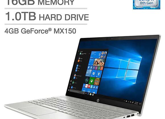 HP Pavilion Touchscreen Laptop - Intel Core i7 - GeForce MX150 - 1080p