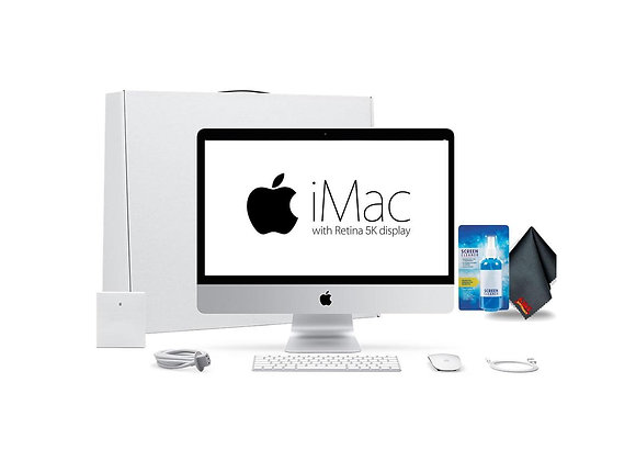 Apple 27-inch iMac,Retina 5K Display, 3.8 GHz Core i5 Quad Core 2TB Fusion Drive