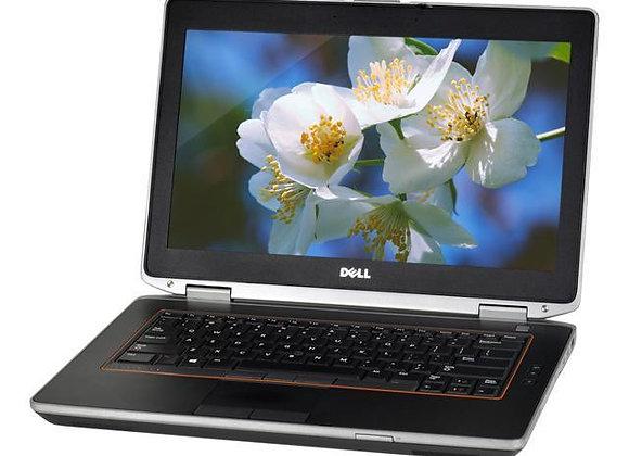 Refurbished DELL Latitude E6420 Core i5 2.30 GHz Windows 10 PRO Office 2007