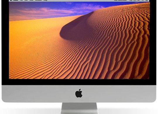 Refurbished Apple iMac 21.5 Late 2013 Core i5-4570S 2.9 GHz 16 GB Ram