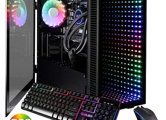 Micro Gamer PC Intel i9-9900K with 32 GB RAM, 1 TB NVMe SSD + 2TB Storage Drive