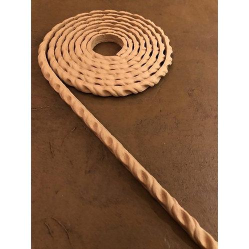 Edge Trim Barley Twist Ubend Molding , Furniture Applique #TR33 USA