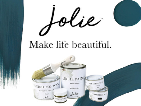 Jolie - Make Life Beautiful  (A Paint Review)