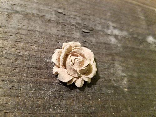 Rose Embellishment, WoodUbend Molding, Rose (small) #322