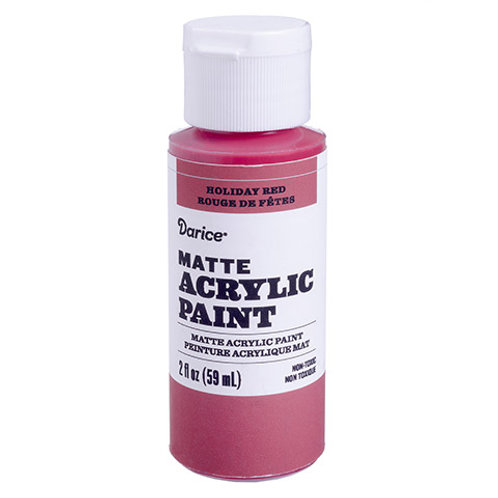 Craft Acrylic Paint - 2 oz - variety of colors.