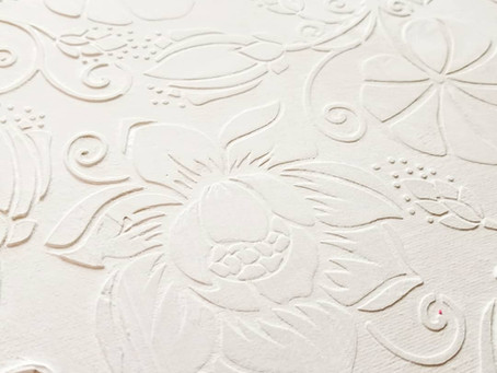 How to create a Bas Relief effect with Stencils....