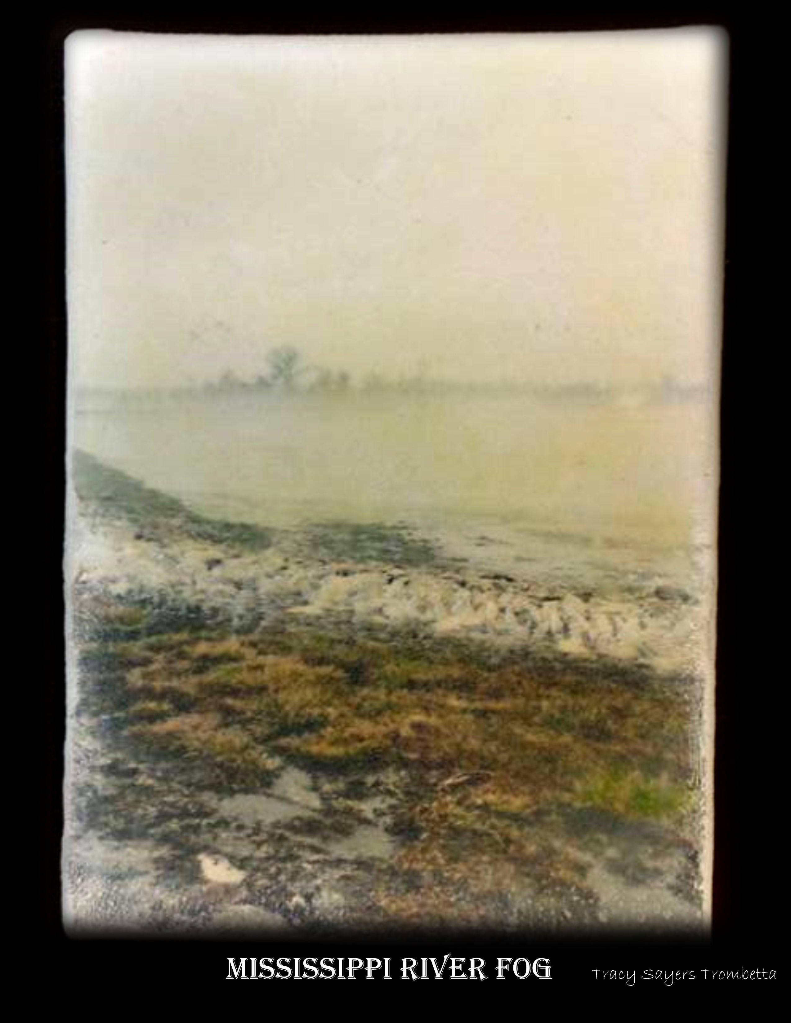 Mississippi River Fog
