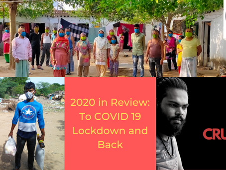 2020: Year in Review: To COVID-19 Lockdown and Back. What do you think? Do tell us.