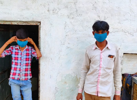 Sonam Kalra, masks, a secret ESIC Scheme and food (Weekly update from Safe in India-Manzil)