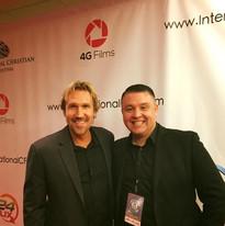 David A.R. White & Joel Gonzales