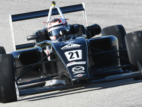 PABST RACING ANNOUNCES YUVEN SUNDARAMOORTHY FOR THE 2019 COOPER TIRES USF2000 CHAMPIONSHIP