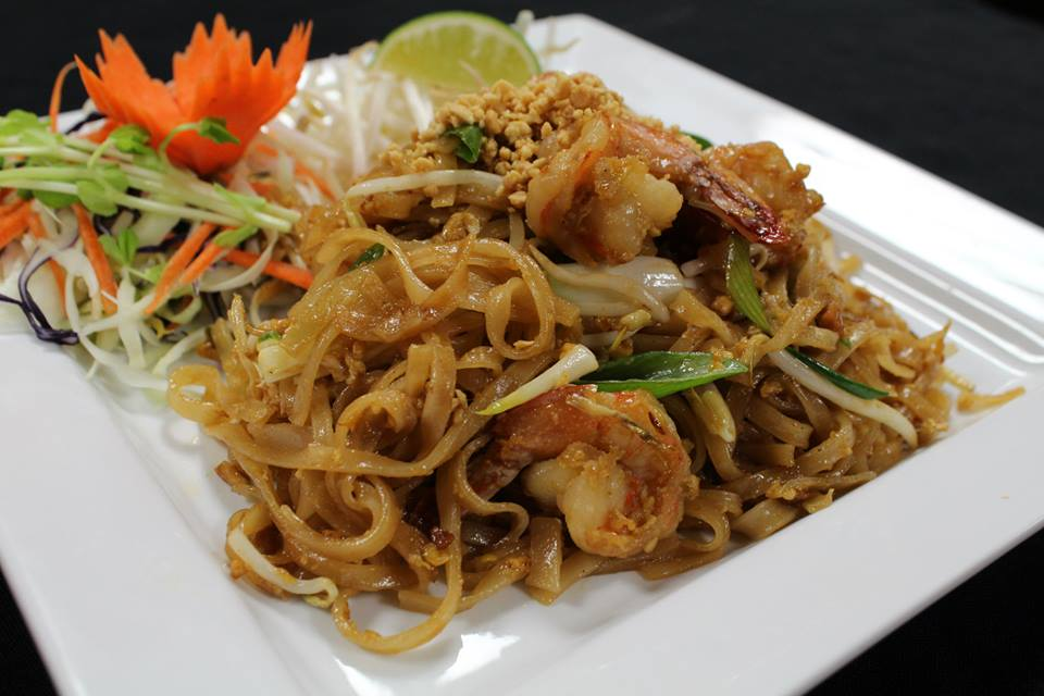N1. Pad Thai - Shrimp