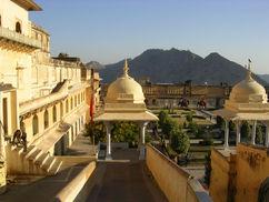 India, Elepahant Ride