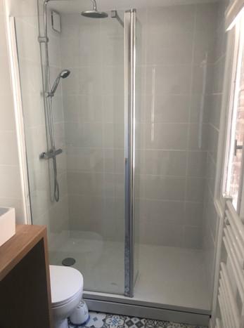 Salle de bain Lille après vue 1
