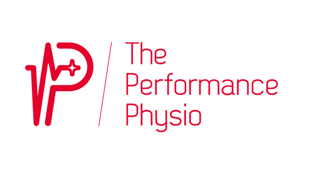 The Perfomance Physio Red Logo