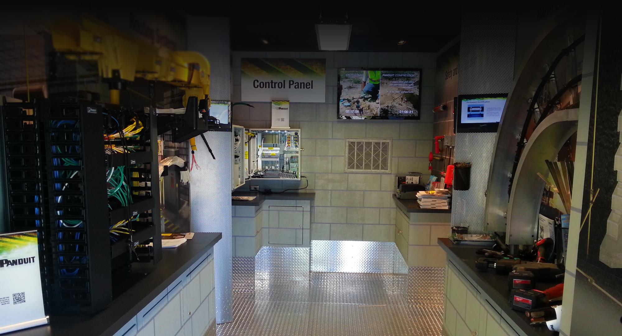 VFI Marketing - Panduit - Custom Showrooms