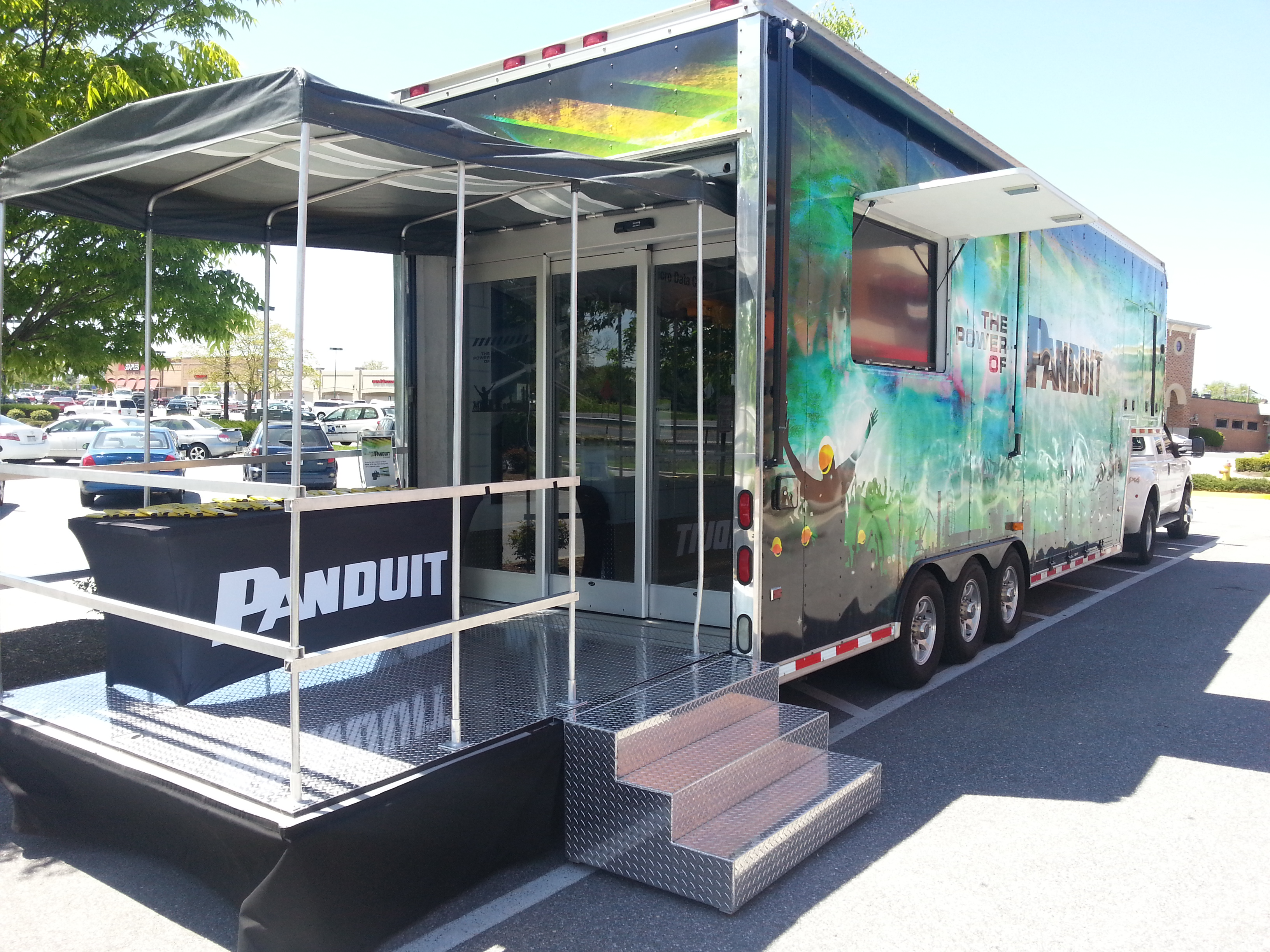 VFI - Power of Panduit Mobile Unit
