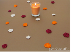 Thanksgiving Table Scatter