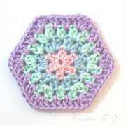 Granny Stitch Hexagon