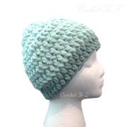 Quick & Easy Chunky Beanie - Free Crochet Pattern