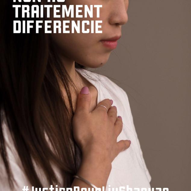 Non au traitement differencié